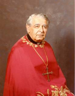 Fr. George Paris Gallos