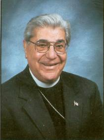 Fr. Chris W. Hadgigeorge
